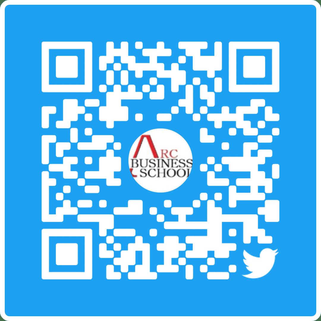 オフィシャルTwitter QRコード